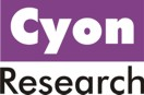 Cyon Research Vertical Logo
